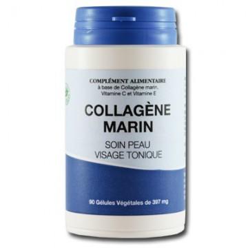 Collagène marin - 90 gélules - Meralia -