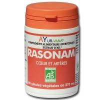 Rasonam Bio - Ayurveda : Préserve le cœur et les artères