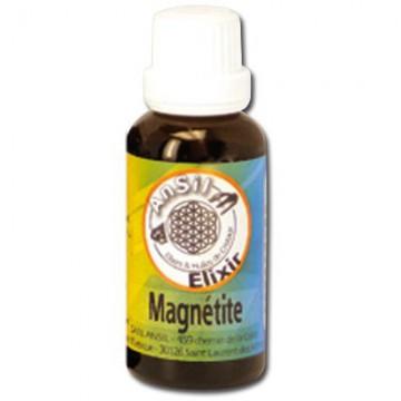 Magnétite - Elixir de Cristaux