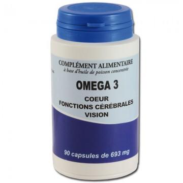 Oméga 3 - Meralia