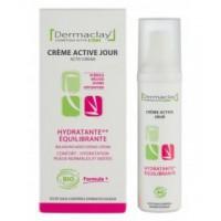Crème Active Jour Hydratante-Equilibrante - Dermaclay