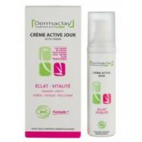 Crème Active Jour Eclat Vitalité - Dermaclay