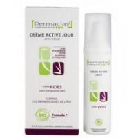 Crème Active Jour 1ères Rides : Dermaclay