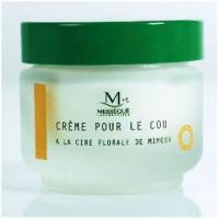 Crème pour le cou à la cire florale de mimosa - Mességué