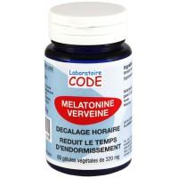 Mélatonine + Verveine - Laboratoire Code