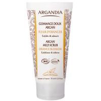 Gommage Visage Fleur d'Oranger Bio - Argandia - 75 ml