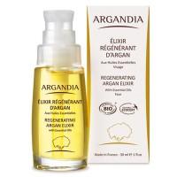 Elixir Régénérant Visage aux HE Bio, 30 ml - Argandia