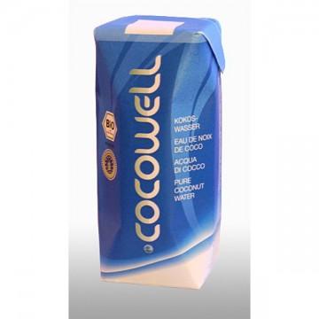 Eau de coco pure bio - 330 ml - Ecoidées