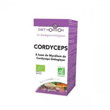 Cordyceps BIO - 60 gélules Diet Horizon