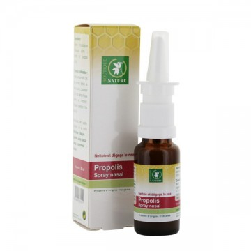 Spray nasal propolis Française spray 20 ml - Boutique Nature