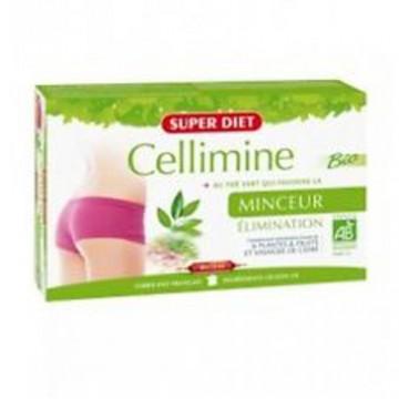 Cellimine Bio ampoule - Peau d'orange - 20x15 ml - Superdiet