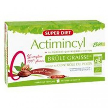 Actimincyl Bio ampoule - 20x15 ml - Superdiet