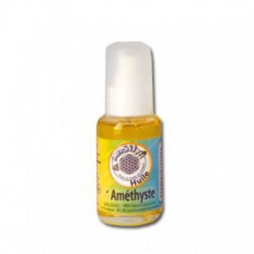 Améthyste, 50 ml - Huile de cristaux - Ansil