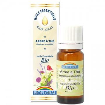 Arbre à thé - Huile essentielle Bio - 10 ml - Biofloral