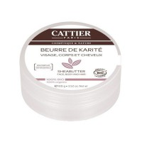 Beurre de Karité 100% Naturel - 100 g - Cattier
