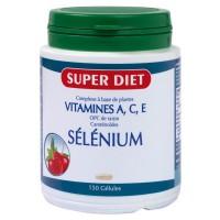 Complexe Sélénium - Vitamines A.C.E - 150 gélules