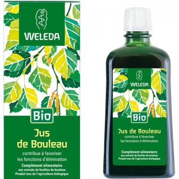 Jus de bouleau Bio - 200 ml - Weleda