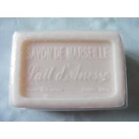 Savon de Marseille au lait d'anesse - 100 g