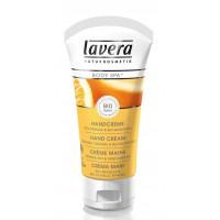 Crème main à l'orange et l'argousier - Lavera