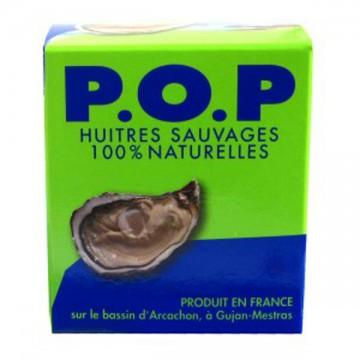 POP huitres Gryphea - 75 et 150 gélules