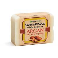 Savon au Lait d'Anesse et à l'Huile d'Argan Bio - Argan - 140 g