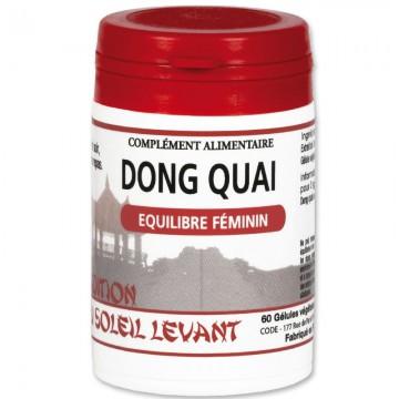 Dong Quai : Angélique chinoise - 60 gélules