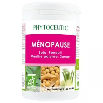 Ménopause Bio - 80 comprimés - Phytoceutic