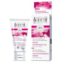 Crème hydratante - Lavera