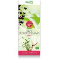 Sirop refroidissement bio- 250 ml - HerbalGem