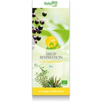 Sirop respiration bio - 150 ml - HerbalGem