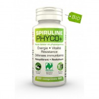 Bio Spiruline Phyco+