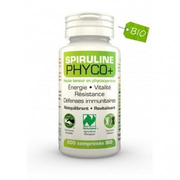 Spiruline Phyco+ bio - LT Labo - 100% Pure