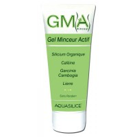 GMA - Gel minceur actif - 200 ml - Aquasilice