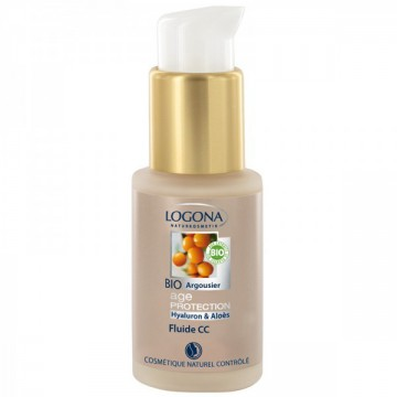 Age Protection CC Fluide 8 en 1 - Logona - 30 ml