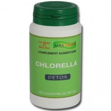 Chlorella BIO - 90 comprimés - Aosa Véritable