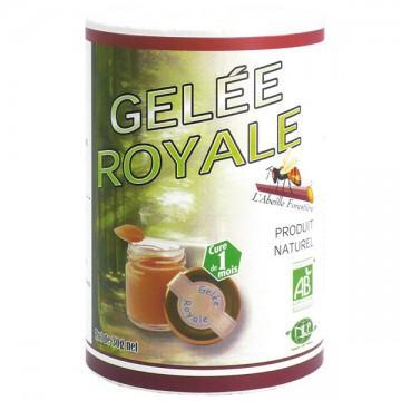 Gelée Royale bio (30g) - Abeille Forestière