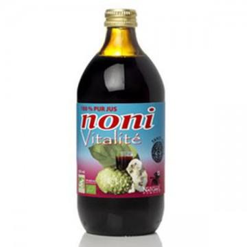 Jus de Noni Bio - tahiti Naturel - 500 ml et 1 L