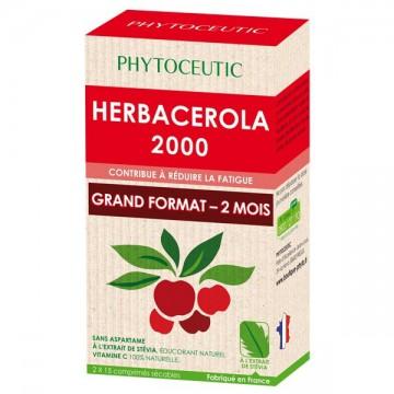 Herbacerola - 30 comprimés - Laboratoires Phytoceutic