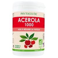 Acérola Bio 1000 mg : fatigue physique et intellectuelle passagère