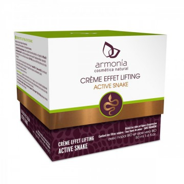 Crème effet lifting Active Snake- 50 ml - Armonia