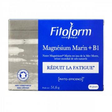 Magnésium Marin - Fitoform - 30 comprimés -