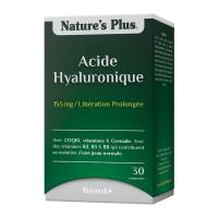 Acide Hyaluronique 155 mg - Nature's Plus - 30 comprimés