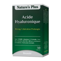 Acide Hyaluronique 155 mg - Nature's Plus - 30 comprimés