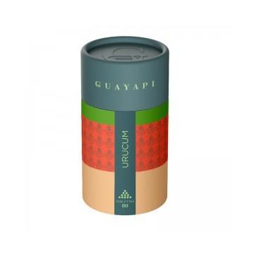 Urucum 600 mg - 80 tablettes - Guayapi