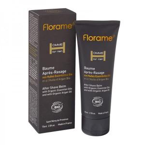 Baume après - rasage BIO - 75 ml - Florame