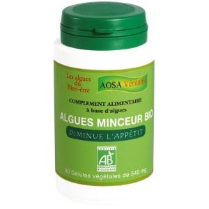 Algues Minceur Bio - Aosa Véritable - 90 gélules