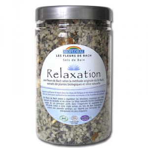 Sels de Bain - Relaxation - Biofloral