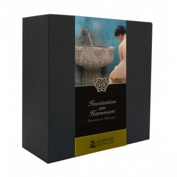 "Coffret "" Invitation au Hammam "" - Karawan Authentic"