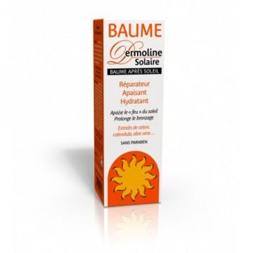 Baume après-soleil Dermoline Solaire - LT Labo