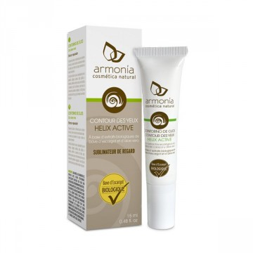 Armonia - Crème contour des yeux escargot - Helix Active - 15 ml